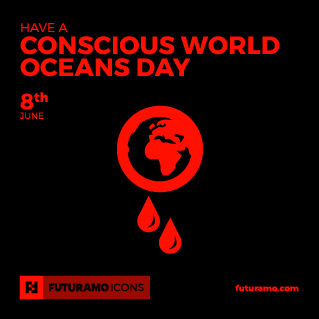 Have a Conscious World Oceans Day!